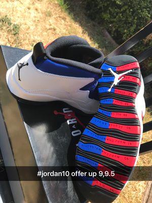 Nike Air Jordan 10 Retro for Sale in San Francisco, CA