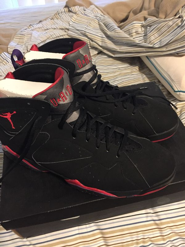 4318566e69ef6b Size 13 air Jordan 7 Raptors for Sale in Hayward