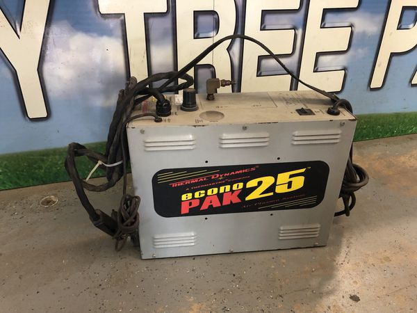 Thermal Dynamics Econopak 25 Plasma Cutter For Sale In Houston TX OfferUp