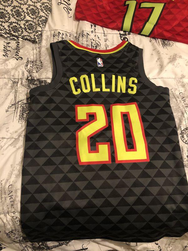 best loved 3313c 3705c Nike Atlanta Hawks Collins Jersey for Sale in Lawrenceville, GA - OfferUp