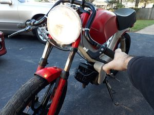 Tomos Targa LX Cafe Racer style for Sale in Chantilly, VA