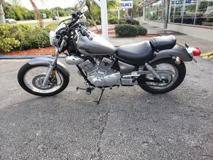 2017 Yamaha vstar 250 for Sale in Orlando, FL