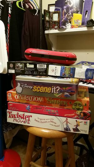 Multiple board games for Sale in Edgewood, MD