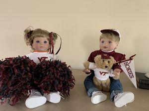 Virginia Tech Cheerleaders for Sale in Leesburg, VA