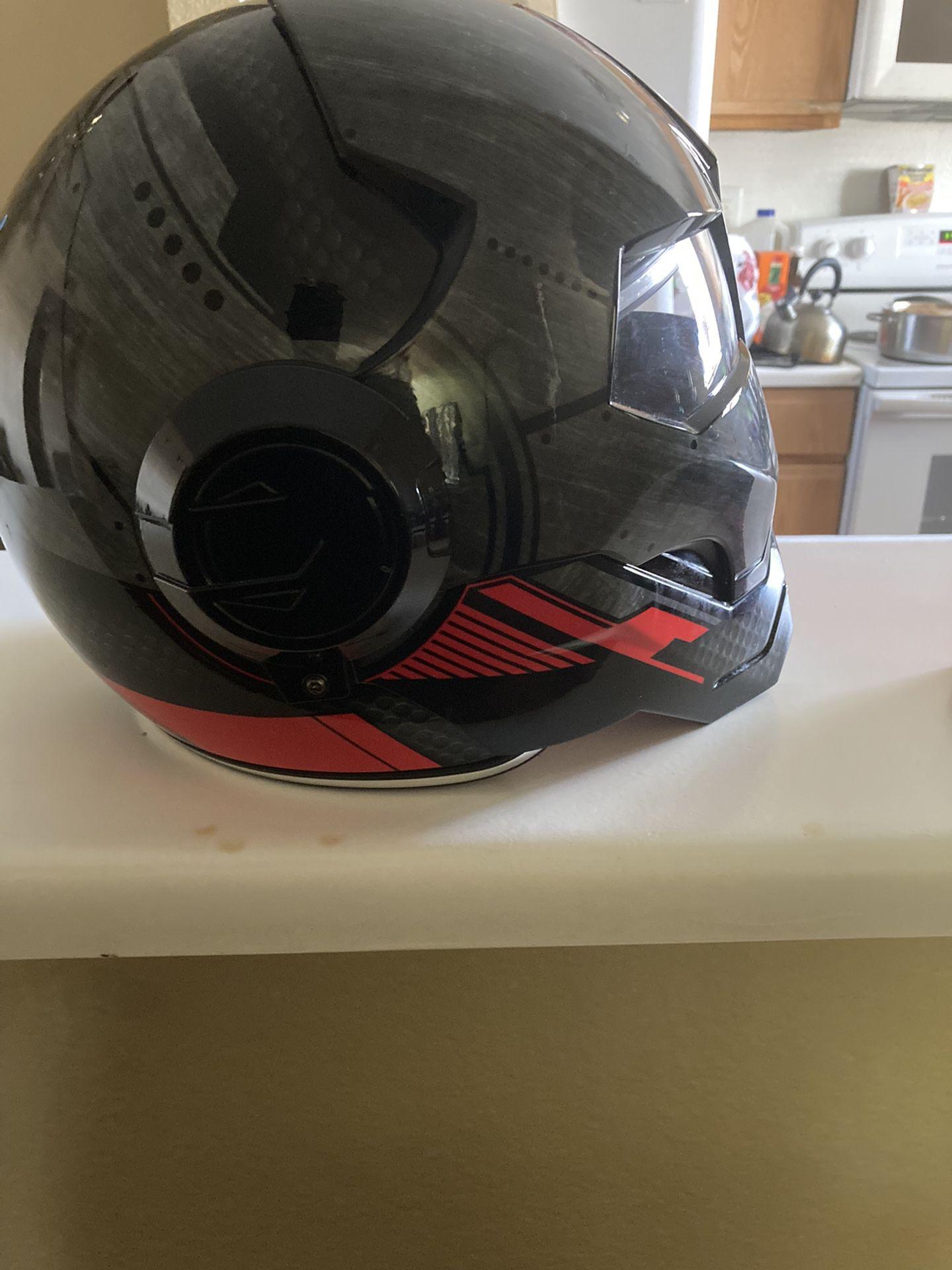 Helmet Still New Botha Of Them Never Use  280 For Boths