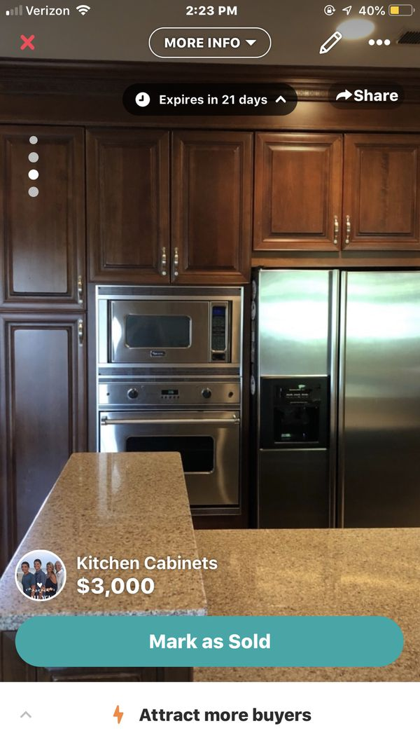 Kitchen Cabinets For Sale In New Jersey Offerup