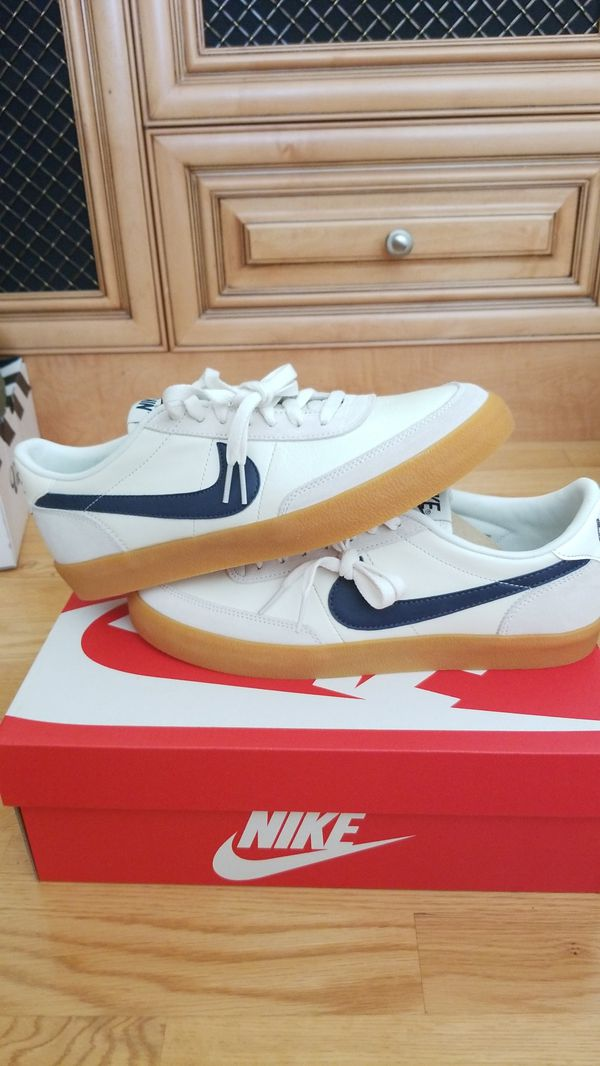 81c6ad34e Nike Killshot 2 leather J Crew size 9 mens new navy white. Hacienda Heights  ...