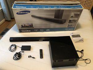 Samsung Soundbar - speaker - subwoofer - sound bar for Sale in Chapel Hill, NC