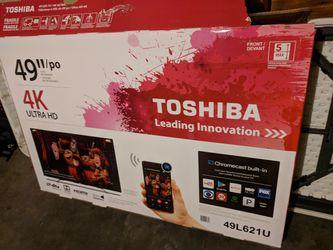 "55"" Dynex and 49"" Toshiba Thumbnail"