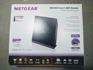 Netgear AC1600 R6250 Router for Sale in Nashville, TN
