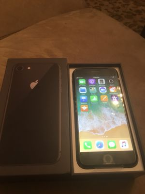 Good iPhone 8 64g t mobile for Sale in Falls Church, VA