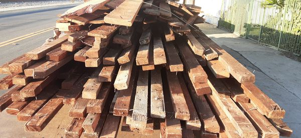 2x4x18 Rough Cut Vintage Lumber For Sale In Los Angeles Ca Offerup