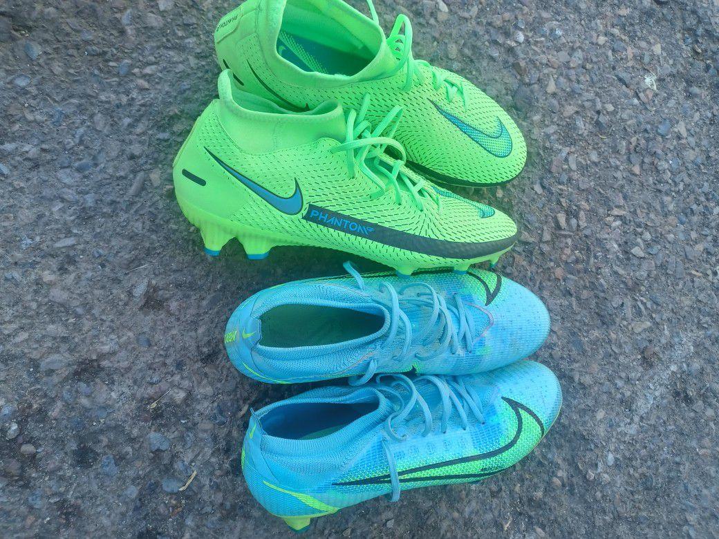 Nike Mercurial Size 10