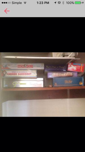 Board games for Sale in Washington, DC