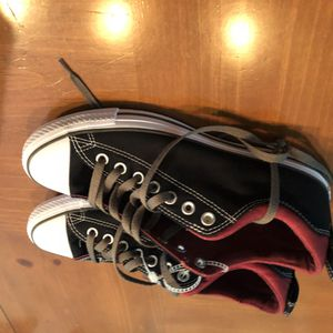 cecada07c87f Converse All Star sneakers size 9 men s for Sale in Pleasanton
