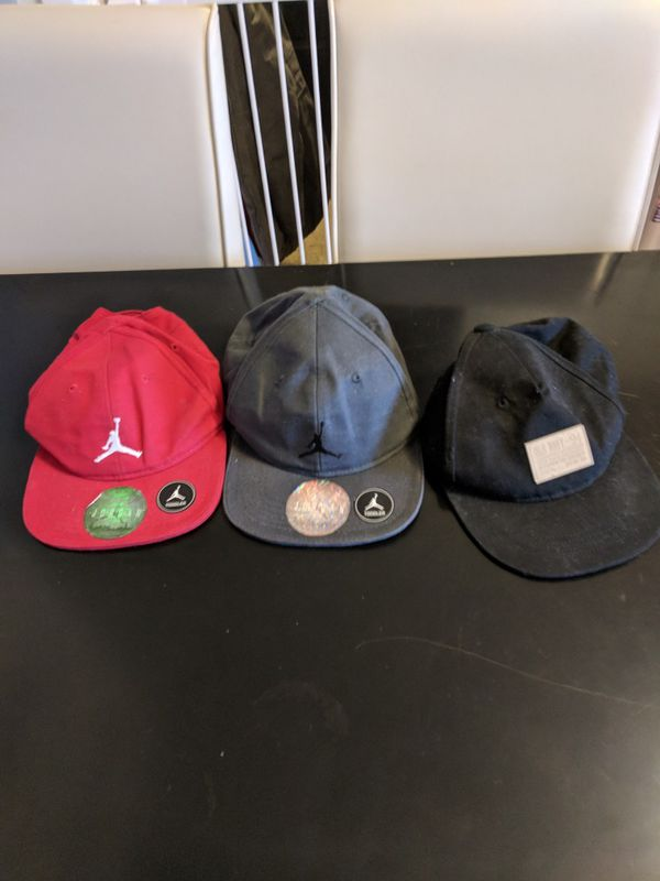 6f32b1b30 Jordan hats Toddler size for Sale in West Des Moines, IA - OfferUp