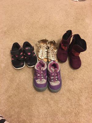 Girls Size 7 shoes for Sale in Atlanta, GA