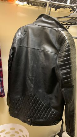 Leather jacket Thumbnail