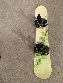 148 Rossignol Snowboard Thumbnail