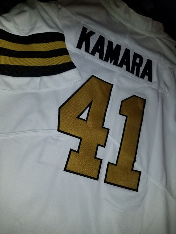 free shipping c7188 666de New Orleans saints Alvin Kamara Kids Youth color rush jersey new for Sale  in San Diego, CA - OfferUp