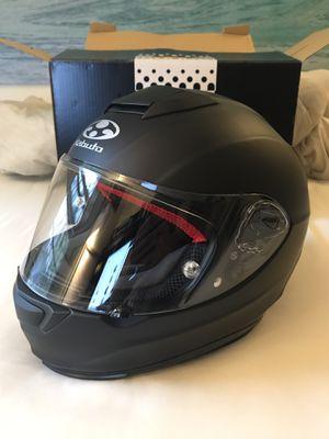 Kabuto RT33 Motorcycle Helmet Flat Black Medium Brand New for Sale in Columbia, MD