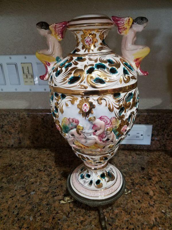 Capodimonte Vase For Sale In Cape Coral Fl Offerup