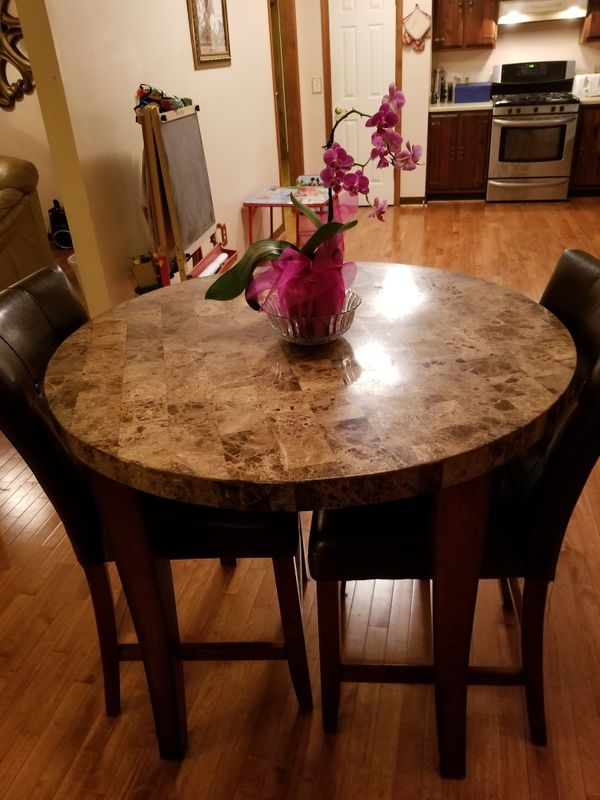 Marble Dining Table Furniture In Columbia Va Offerup