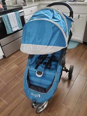 Photo Baby Jogger City Mini Stroller