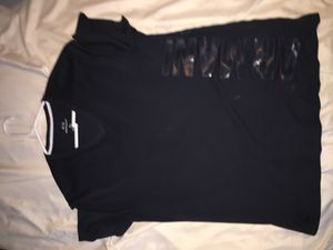 Used, Giogerio Armani v neck t shirt for sale  Sand Springs, OK