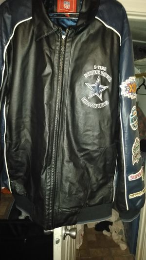 quality design 904c1 56f77 New and Used Leather jacket for Sale in Fountain Valley, CA ...