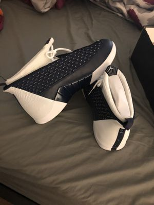 776a9f33132b2a Jordan 15 s obsidians blues BRAND NEW NEVER WORN for Sale in Fort Lauderdale