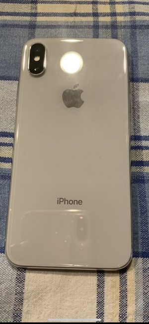 Sprint iPhone X for Sale in FAIRMOUNT HGT, MD