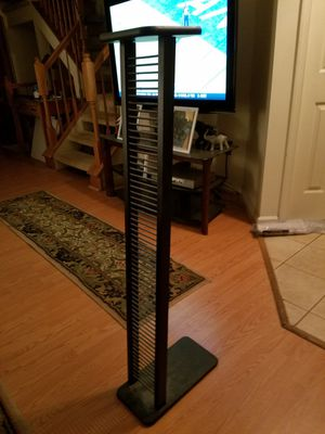 CD/DVD STORAGE RACK for Sale in Columbia, MD