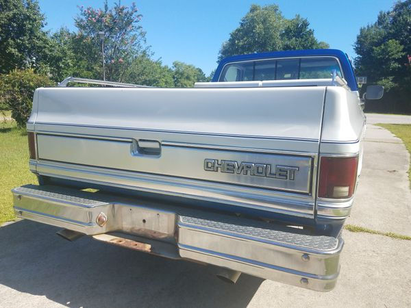 1985 Chevy Silverado First 4500 Cars Amp Trucks In Raleigh