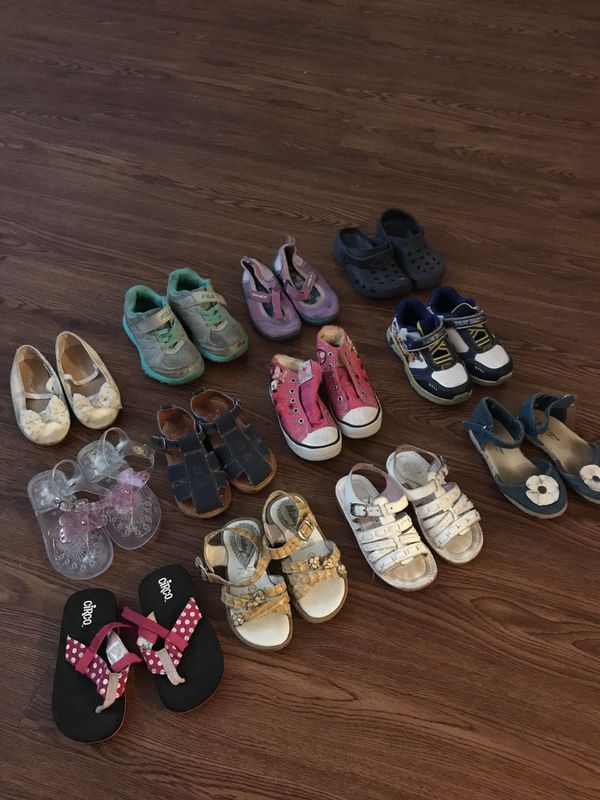 a330d9e1743 Toddler Girl Shoes Size 7 for Sale in Fullerton