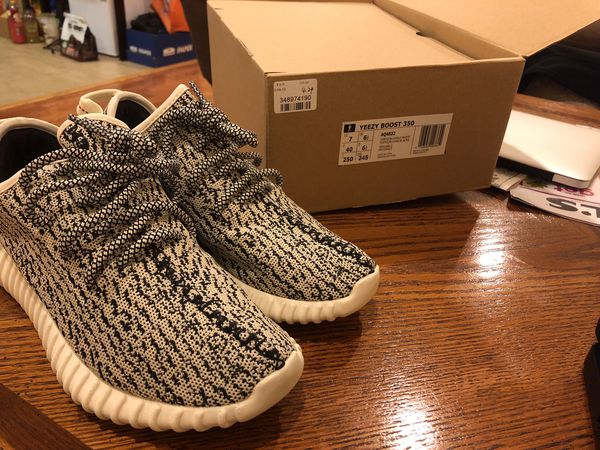 b7b957b8968 Turtle Doves Yeezy Boost 350 size 7 (Clothing   Shoes) in Daly City ...