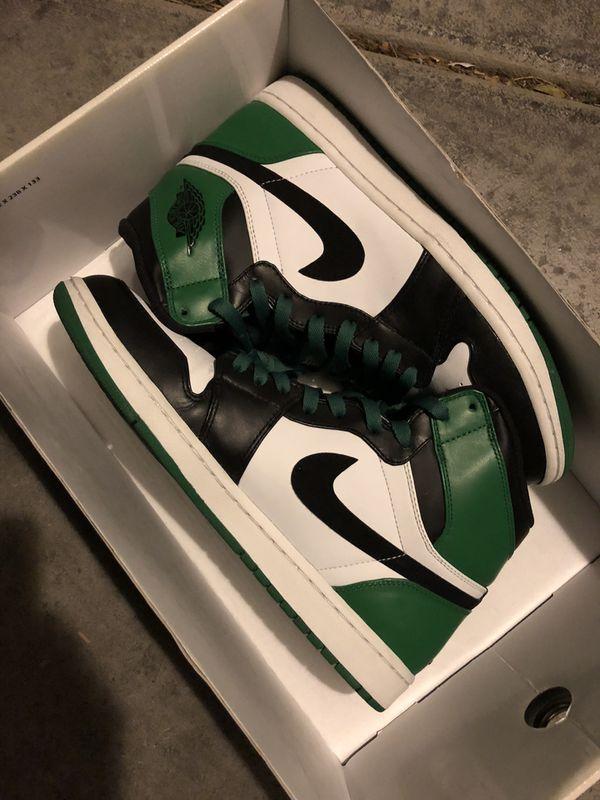 d66aef54fc8d Jordan 1 Celtics DMP - sz 10.5 for Sale in Las Vegas