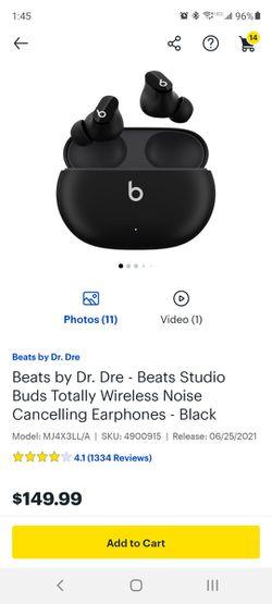 Beats Studio Buds Thumbnail