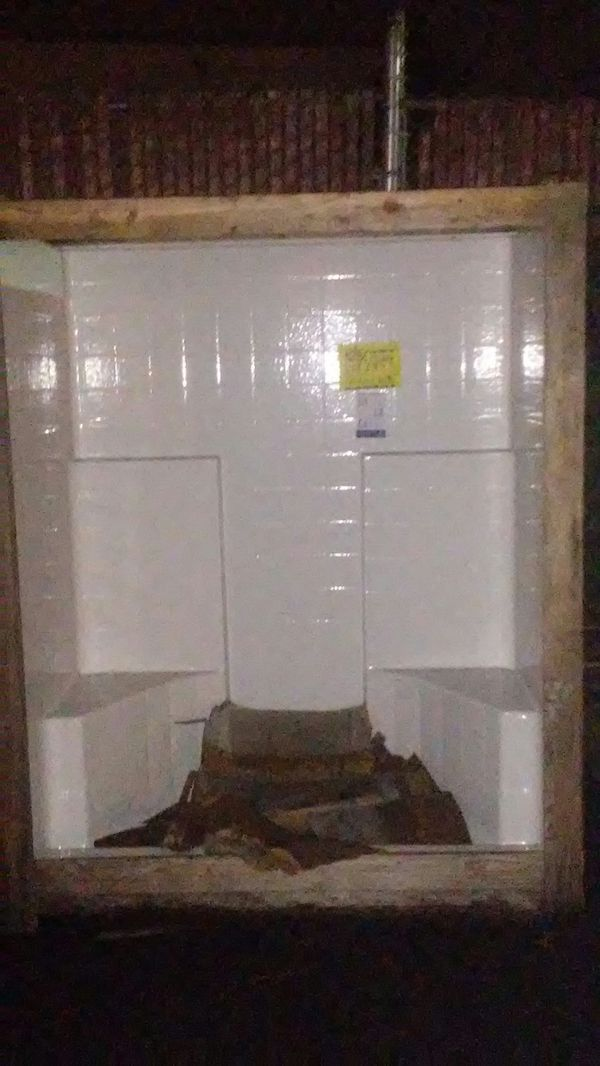 Shower Insert Brand New Never Used Will Deliver 99