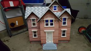Melissa and Doug doll house for Sale in Gaithersburg, MD