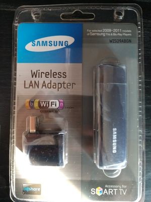 Samsung Wireless Lan Adapter for Sale in Chino Valley, AZ