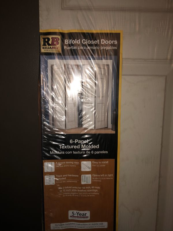 Bifold Closet Doors For Sale In Houston Tx Offerup