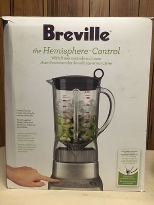 Breville Hemisphere Blender for Sale in Hyattsville, MD