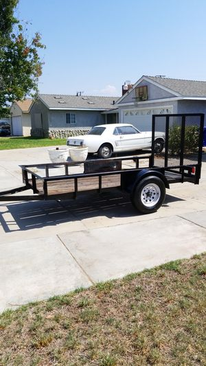 New And Used Utility Trailers For Sale In Fontana Ca
