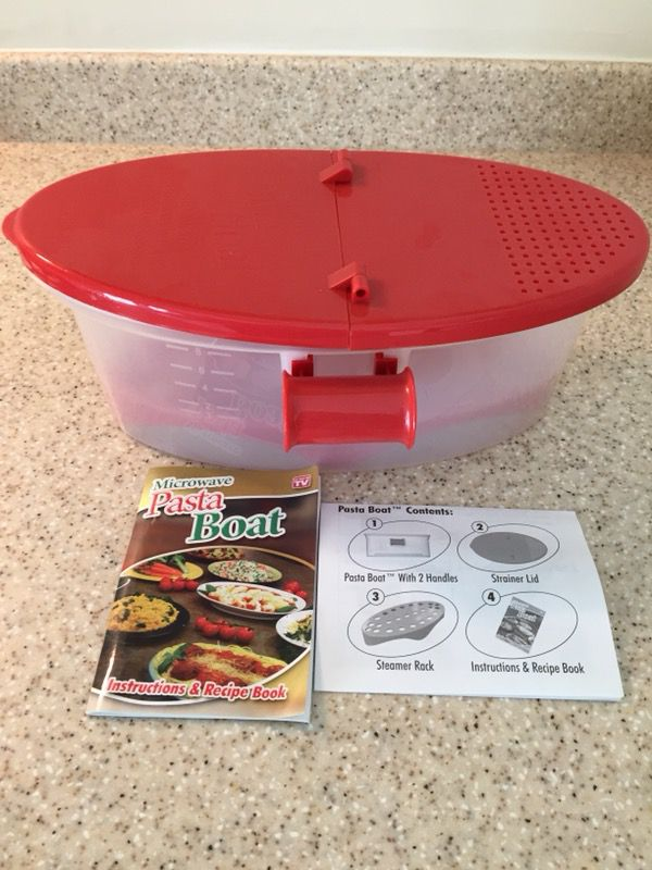 Oster Blender And Pasta Boat Price Is For Both For Sale In Panama