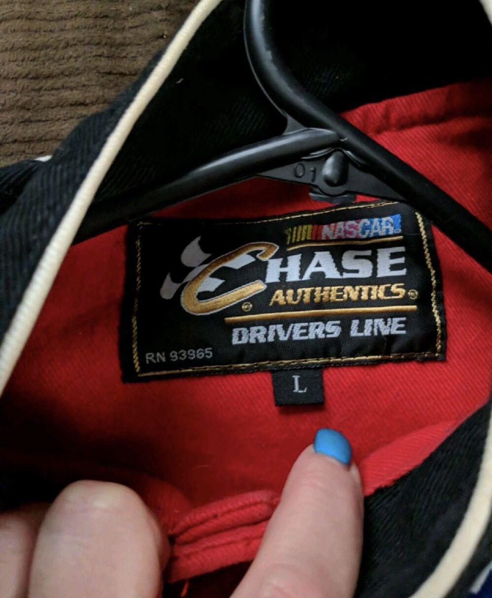 LARGE Dale Earnhardt Jr. nascar jacket
