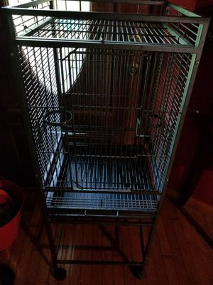 Bird cage 18×18×29×48 for Sale in Kissimmee, FL