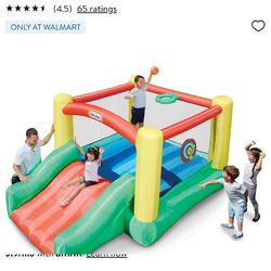Little Tikes Jr. Bounce House Thumbnail