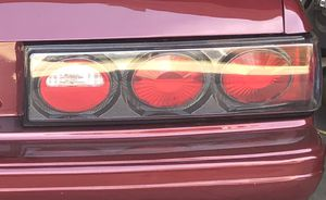Photo Rear tail light 79-93 Ford Mustang right and left side