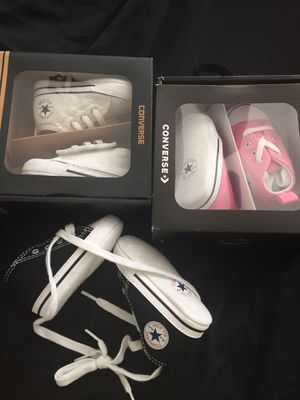Brand new infant shoes never worn for Sale in St. Louis, MO